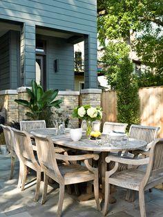 Contemporary Kitchen, by Chicago Roof Deck & Garden