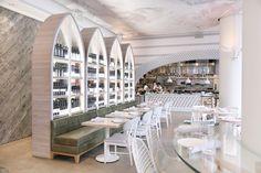 Figo (Toronto, Canada), The Americas Restaurant   Restaurant & Bar Design Awards