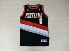 adddf2edcbc3d Comprar Camiseta Damian Lillard  0 Portland Trail Blazers.  NBA   CamisetasNBA  CamisetasNBABaratas  DamianLillard  Damian  Lillard   PortlandTrailBlazers ...