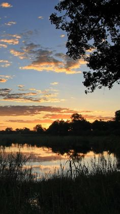 Caprivi Sunset | Namibia