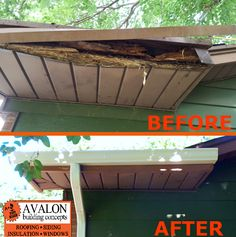 Avalon replaced a roof, gutters, soffit and fascia on Marwood Drive in Kentwood.  Avalon is a Grand Rapids GAF Master Elite roofer and President's Club Award winner and has earned an A+ rating with the Better Business Bureau. We offer roofing, siding, insulation, windows and much more.