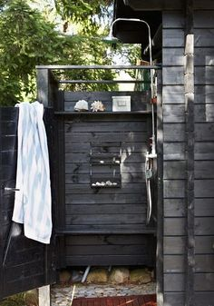 15 fascinating outdoor showers from around the world