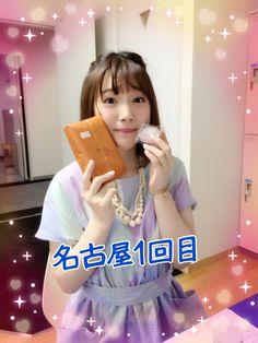 ちゃんこ氏 @K_chanko 5月21日 内田真礼4thシングル発売記念イベント「Maaya Party Vol.5」in 名古屋の1回目終わりました。トラブルが多くてびっくりさせちゃってすみません!それでも楽しんでくれたならよかったのですが・・・。終演後の真礼さん!