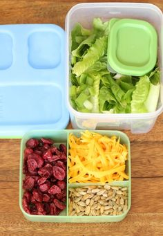 Back At School/Rubbermaid LunchBlox Salad Kit with 20 Lunch Ideas I came across this little salad kit and I thought how great is that!! Amber loves salad and wouldn't have a problem eating any of these. Oh course if you have a pickier child then suit it to what they like. Also if you are...Read More »
