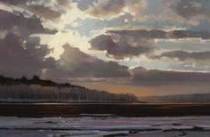 Vose Galleries - Between Storms by Liz Haywood-Sullivan