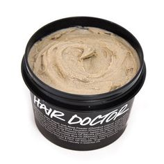 The Hair Doctor mask from LUSH - A MUST HAVE for dry damaged hair!!