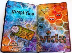Simplifica tu vida. M.Paz Pérez-Campanero #artjournal