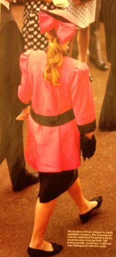 Duchess of York 1988 Duchess Of York, Duke Of York, Duke And Duchess, Princess Beatrice, Princess Diana, Eugenie Of York, Unappreciated, Elisabeth Ii, Sarah Ferguson