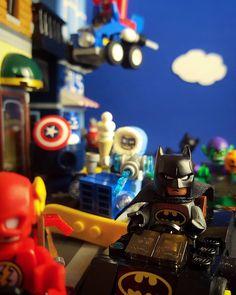 "Batman is not impressed with these so-called ""Wacky Races""  #dc #marvel #legobatman #afol#Lego#legogram#legography#bricklife#toyslagram_lego#legostagram#brickcentral#legophotography#legominifigures#toyartistry#minifigs #legominifigs#vitruvianbrix #brick_vision #legophoto #bricknetwork #toptoyphotos #toydiscovery #brickshift #lego365 #legolife #brickpichub #epictoyart by abricktoofar"