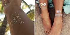 a must have for outside lands: flash tattoos #flashtat