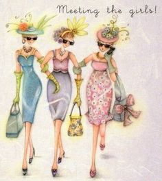 Birthday quotes friendship funny sisters 59 ideas for 2019 Images Vintage, Crazy Friends, 5d Diamond Painting, Jolie Photo, Illustrations, Whimsical Art, Cute Illustration, Friends Forever, Friendship Quotes