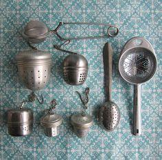 Vintage Tea Infusers