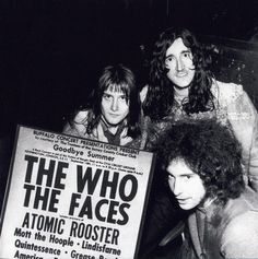 Carl Palmer with Atomic Rooster Uk Music, Jazz Music, Good Music, Atomic Rooster, Spooky Tooth, Mott The Hoople, Psychedelic Bands, Greg Lake, Emerson Lake & Palmer