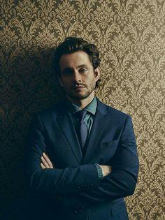 The super talented Hugh Dancy shot for / styled by Hannibal Cast, Hannibal Funny, Hannibal Series, Hannibal Lecter, Ella Enchanted, Will Graham, Hugh Dancy, Gary Oldman, Attractive Men