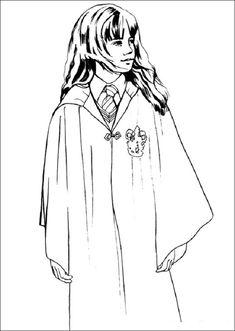 Las 14 Mejores Imagenes De Dibujos Para Colorear Harry Potter