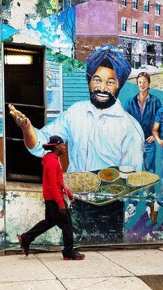 Where to find street art in Boston, Massachusetts!  USA
