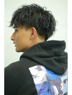 My Destiny, Salons, Curly Hair Styles, Hair Beauty, Men Hair, Men's Hairstyles, Haircuts, Hairstyle Man, Short Hairstyle
