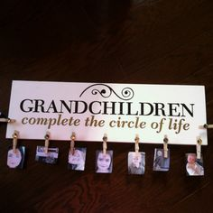 Great gift for Grandma!!