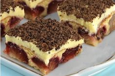 Chicken Potato Bake, Russian Recipes, Graham Crackers, Sweet Recipes, Baked Goods, Cheesecake, Deserts, Food And Drink, Yummy Food