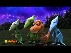 ABC Dino ! L'île du M / L'île du N / L'île du O (dessin animé enfants)