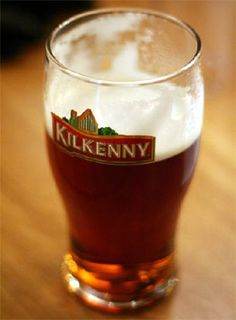 Kilkenny Irish Cream Ale, one of our Top 10 Irish Beers, it's origin is older than some countries (14th c.) ...  Cheers!