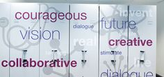 business wall graphics - Google Search
