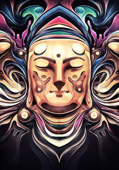 Stunning Digital Artist Rik Oostenbroek