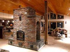 classic masonry heater - Google Search