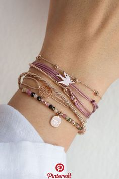 Thank you for raising me to be free like a bird accesories jewelry BRACELET LOVE Cute Jewelry, Jewelry Accessories, Fashion Accessories, Women Jewelry, Fashion Jewelry, Boho Jewelry, Bijoux Design, Schmuck Design, Jewelry Design