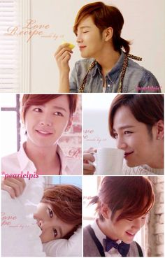 Jang Keun Suk : Love Recipe 2014