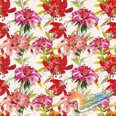FL025 digital printed fabric, fancy custom print fabric