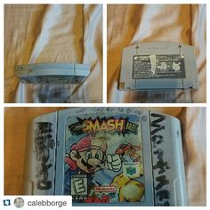 By gamethieves: He is having first #giveaway so make sure to join to get this #smasbros  Contact info right below #dm seller #asap  #Repost @calebborge  Officially having my first giveaway on this account......so here's the rules.....must repost pic and tag me in it....also use hashtag #calebborgesmashoff........only 1 entry per account please......when Jan 1st hits I'll pick the winner......Dec 31st is cut off date.....good luck fellow gamers....   Hosting a #claimsale? Need a #shoutout…