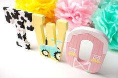2nd Birthday Party For Girl, Second Birthday Ideas, Girl Birthday Themes, Farm Animal Birthday, Farm Birthday, Farm Party, Barnyard Party, Farm Theme, Cake Smash