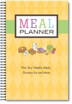 Meal Planners #weePLAN
