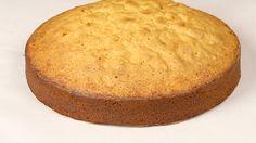 Vanilla Cake – It's Raining Flour