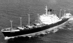 Flintshire 1st voyage 1972