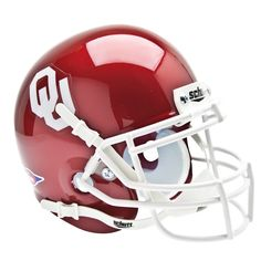 Schutts Sports University of Oklahoma Sooners Ncaa Mini Helmet