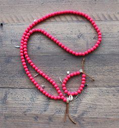 Beachy Beads Necklace