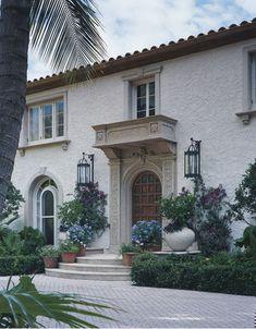 Barefoot Elegance in a Palm Beach Mediterranean Masterpiece- The Glam Pad