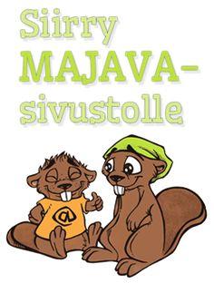 Siirry Majava-sivustolle