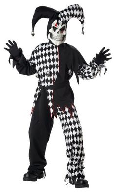 California Costumes Childrens Toys Evil Jester Small *** Be sure to check out this awesome product.