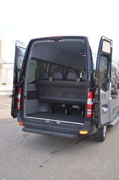 Sprinter Van-room for luggage Transportation Services, Sprinter Van, Luxury, Vehicles, Room, Cars, Bedroom, Car, Rooms