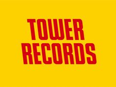 tower records japan - Google Search