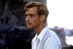 The Talented Mr. Ripley - Publicity still of Jude Law. The image measures 2407 * 1616 pixels and was added on 11 July Beautiful Boys, Gorgeous Men, Pretty Boys, Old Money, Jude Law, Film Stills, Celebs, Celebrities, Male Beauty