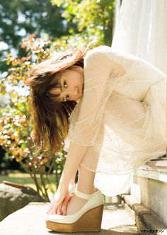 Session idol ( soft ) : ( [Young Magazine ( Unpublished pics WEB )] - |Young Magazine - 2015 / N°24 - Haruka Shimazaki & Rurika Yokoyama| )