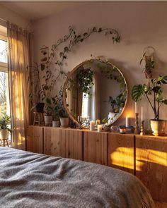 Home Room Design, Home Interior Design, House Design, Rental Home Decor, Home Decor Bedroom, Cute Room Decor, Aesthetic Room Decor, Dream Rooms, My New Room