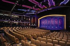 Theater on the Navigator of the Seas