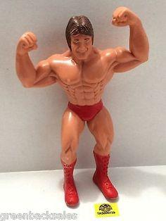 "(TAS005139) - WWE WWF WCW nWo Wrestling LJN 8"" Action Figure - Paul Orndorff"