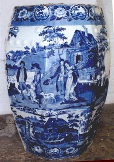 Chinese Porcelain Blue And White Garden Seats. | Ceramics, Pottery,  Porcelain | Pinterest | Garden Seat, Porcelain And White Porcelain
