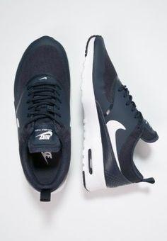 online store 0546c ecf68 Dieser Sneaker ist ein echter Klassiker. Nike Sportswear AIR MAX THEA -  Sneaker - obsidian